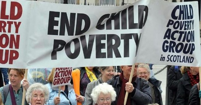 Child Poverty Demonstration